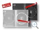 barrette antivol pour boite dvd                                   amaray